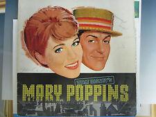 Walt Disney's Mary Poppins Premiere Program Signed By Cast Walt Disney Andrews