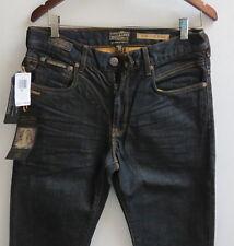 Third & Army Men Jeans 30  W x 32 Slim Stretch The Mechanic INDIGO New with Tags