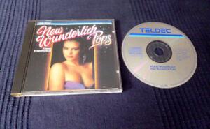 CD Klaus Wunderlich - New Wunderlich Pops Teldec 1986 Biscaya Life Is Life WERSI