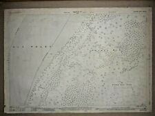 Old Antique Ordnance Map 1927 Lancashire LXXXII.15 Formby Hills