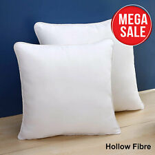 """Cushion Filling Pads 20""""x20"""" Soft Inners Inserts Hollow Fiber Pack of 2, 4, 6, 8"""