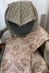 Zucchi / Bassetti - 2 Bettwäsche Garnituren mit Affen zu je 80x80cm + 135x200c