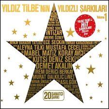 Yildiz Tilbe'nin Yildizli Sarkilari Volume 1 - 2 CD 2018 Registered Shipping