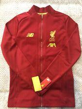 New Balance Liverpool FC Game Jacket Mens Red 2019/20 LFC Medium PL Champions NB