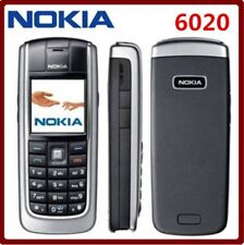 Nokia 6020 Original Mobile Phone Triband Camera Video JAVA Multiple keyboards