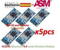 5pcs CC2541 Bluetooth 4.0 BLE UART Transceiver Module CC2540 HM-10 iBeacon