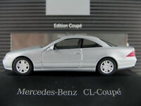 Herpa/MB B6 696 0604 MB CL-Coupé (1999) in chalcedonblaumet. 1:87/H0 NEU/OVP/PC