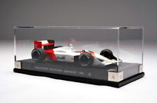 1:18 AMALGAM MCLAREN MP4/4 AYRTON SENNA JAPAN GP 1988 VERY RARE NEW