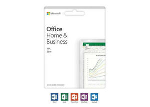 MS Microsoft office Home and Business 2019 Key card 1PC