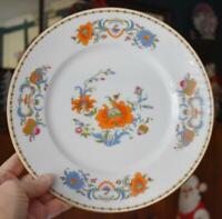 """LOVELY LIMOGES FRANCE REPRODUCTION DAMON COLLECTION 10 3/4"""" DINNER PLATE HAV TEN"""