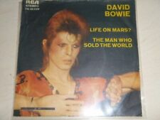 "DAVID BOWIE Life on Mars ?  7"" SINGLE Platte VG --- RCA 74-16 339"