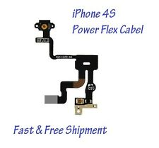 New Apple iPhone 4S Power and Proximity Light Sensor Induction Flex Cable