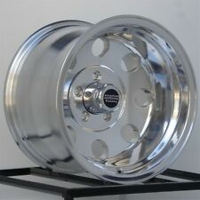 15 Inch Wheels Rims Ford F150 E150 Van Dodge Ram Truck Jeep CJ ARE Baja 15x10""
