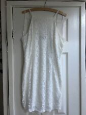 Brand new New look white women's Summer Strappy dress