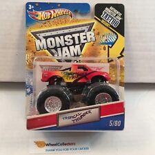 Tropical Thunder #5 * Hot Wheels Monster Jam w/ Tattoo * K1