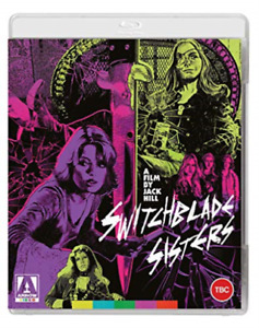 Switchblade Sisters DVD NEW