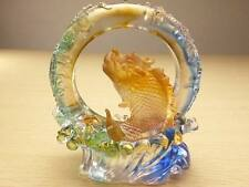 LiuLi crystal favonian decorative arts, Chinese Feng shui crafts,Lucky ornaments