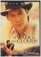 WALK IN THE CLOUDS (DVD,Includes Insert)