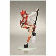 UART Hyakka Ryoran Samurai Girls Yagyu Jubei 1/6 Coldcast PVC Figure