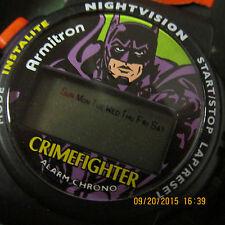 Armitron Batman watch