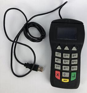 MagTek 30050202 USB POS Pin Pad Payment Terminal  - 800125949 Credit Debit Swipe