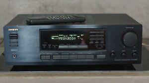 "Amplificateur tuner home cinéma 5.1 "" ONKYO TX-SV353 ""  RDS"