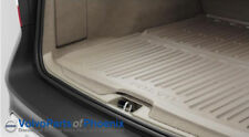 GENUINE VOLVO V70 XC70 BEIGE MOLDED PLASTIC LOAD COMPARTMENT MAT NEW OEM