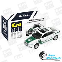 ERA Car 1/64 AUDI A6 DUBAI POICE CAR #09