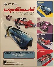 Wipeout Omega Collection DLC Add-On for Playstation 4 PS4