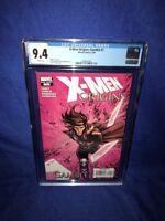 X-Men Origins #1 Gambit Marvel One-Shot CGC 9.4