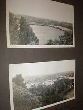 Old Photos Jersey views inland from Princes Tower 1920s