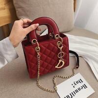 2019 Popular Leather Luxury Handbags Women Bag Famous Brand Women Shoulder Bag