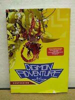 Digimon Adventure Tri.: Confession Movie DVD W Hard Sleeve