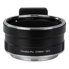 Fotodiox Adattatore Obiettivo Contax 645 (c645) Lente Per Fujifilm G-Mount Gfx fotocamera