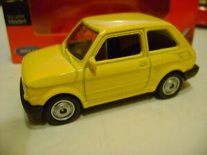 Welly Poland Fiat 126p  - 2