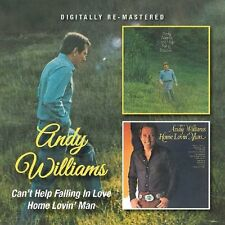 Andy Williams, Willi - Can't Help Falling in Love/Home Lovin' Man [New CD]