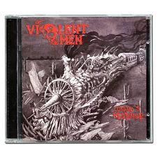 VIOLENT OMEN Lunatic's Revenge CD (Technical Thrash) Metal vektor toxik aspid