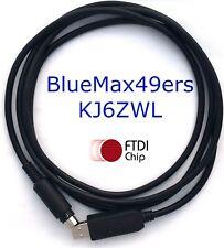 FTDI USB CAT Programming Cable Yaesu  8-pin mini din CT-62