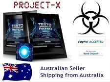 """Testo Anabolic Patch - """"30 day Cycle"""" - TESTOSTERONE BOOSTER - No Steroids/Hgh"""