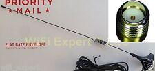 SMA-Female Car Mobile Antenna for BAOFENG UV5R Plus UV5RA Plus UV3R 9' Cable USA