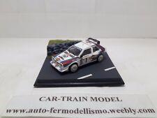 Lancia Delta S4 - Montecarlo 1986 - Toivonen/Cresto - MDS Racing R 04 1:43 1/43