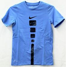 Nike Graphic Blue T-Shirt Big Boys Size S