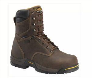 PR Steel 6inH 10.5 Mens Carolina SHOE508 Work Boots EEE