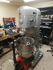 Hobart 140 Qt V-1401 Mixer 5hp Stainless Bowl Tools
