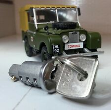 Land Rover Serie 1 2 2a 3 Zündung (Nicht S3 Ign ) Türschloss Zylinder &