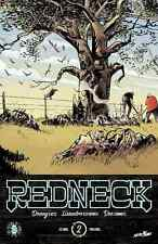 REDNECK 2 IMAGE 2nd PRINT VARIANT NM #1 SOLD OUT IMMEDIATELY NM
