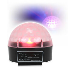 Beamz Magic Jelly Ball 2 in 1 Wash Derby Effect DJ Colour Globe RGB Light Beams