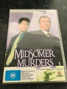Midsomer Murders : Season 1 (DVD, 2005, 3-Disc Set)