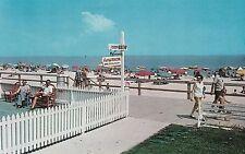 Boardwalk Scene in Rehoboth Beach DE