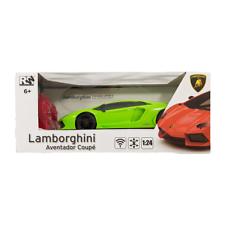Lamborghini Aventador Green Remote Control Car